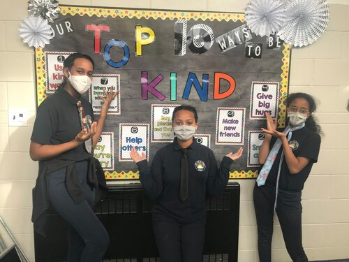 Our Lady of Victory School - Kindness Challenge